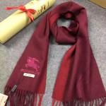 Lvaaa.tw-021-2 巴寶莉最新款休閒男士頂級山羊絨長款圍巾