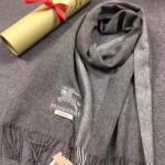 Lvaaa.tw-021-3 巴寶莉最新款休閒男士頂級山羊絨長款圍巾