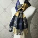 Lvaaa.tw-022-2 巴寶莉潮流經典男女通用格紋原單羊絨長款圍巾