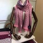 GUCCI圍巾-35 古馳人氣熱銷時尚經典款小Logo羊毛提花長巾