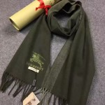 Lvaaa.tw-021 巴寶莉最新款休閒男士頂級山羊絨長款圍巾
