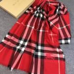 Lvaaa.tw-圍巾029-5 巴寶莉紀念版漸變色刺繡戰馬羊絨長款圍巾