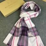 Lvaaa.tw-圍巾029-3 巴寶莉紀念版漸變色刺繡戰馬羊絨長款圍巾