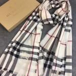 Lvaaa.tw-圍巾029 巴寶莉紀念版漸變色刺繡戰馬羊絨長款圍巾