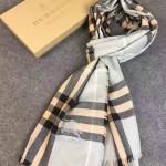 Lvaaa.tw-圍巾029-4 巴寶莉紀念版漸變色刺繡戰馬羊絨長款圍巾