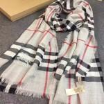 Lvaaa.tw-圍巾029-2 巴寶莉紀念版漸變色刺繡戰馬羊絨長款圍巾