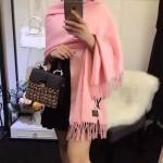 LV圍巾-37-2 路易威登潮流百搭新款純色水貂絨長款圍巾