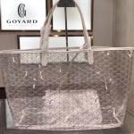 Goyard-14-013 戈雅潮流時尚百搭經典款透明購物袋果凍包