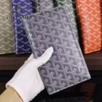 Goyard-017-7 潮流最新款男女通用兩折錢包護照夾