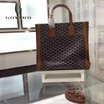 Goyard-020-4 潮流時尚經典款中性手提單肩包購物袋
