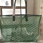 Goyard-14-06 戈雅潮流時尚百搭經典款透明購物袋果凍包