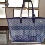 Goyard-14 戈雅潮流時尚百搭經典款透明購物袋果凍包