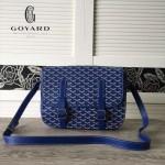 Goyard-16-01 戈雅潮流時尚新款搭配可調節肩帶男女式通用郵差包