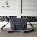 Goyard-16-05 戈雅潮流時尚新款搭配可調節肩帶男女式通用郵差包