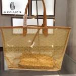 Goyard-14-02 戈雅潮流時尚百搭經典款透明購物袋果凍包