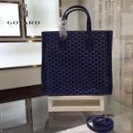 Goyard-020-5 潮流時尚經典款中性手提單肩包購物袋