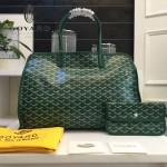 Goyard-019-8 時尚新款女士純手工繪製大容量購物袋