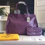 Goyard-019-2 時尚新款女士純手工繪製大容量購物袋