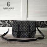 Goyard-16 戈雅潮流時尚新款搭配可調節肩帶男女式通用郵差包