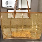 Goyard-14-03 戈雅潮流時尚百搭經典款透明購物袋果凍包