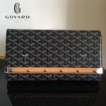 Goyard-15-02 戈雅潮流時尚新款木條系列手拿包