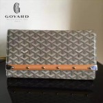 Goyard-15-06 戈雅潮流時尚新款木條系列手拿包