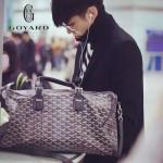 Goyard-12-06 戈雅潮流時尚新款可以私人印字個性旅行袋