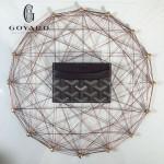 Goyard-025-03 戈雅潮流時尚百搭經典款卡包