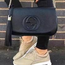 Gucci  336752-4 古馳時尚女包新款女包 手提包時尚兩用單肩包