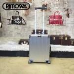 RIMOWA-03-3 德國日默瓦潮流奢華機場必備凹造型利器全鋁鎂合金原單品質材質旅行箱