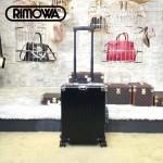 RIMOWA-03-2 德國日默瓦潮流奢華機場必備凹造型利器全鋁鎂合金原單品質材質旅行箱