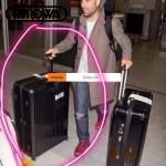 RIMOWA-02 德國日默瓦時尚新款salsa air機場必備凹造型利器鋁製拉桿箱行李箱