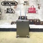 RIMOWA-03 德國日默瓦潮流奢華機場必備凹造型利器全鋁鎂合金原單品質材質旅行箱