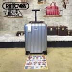 RIMOWA-02-2 德國日默瓦時尚新款salsa air機場必備凹造型利器PC材質拉桿箱行李箱