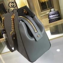 GUCCI 453773-03 專櫃時尚新款進口牛皮女士肩背包