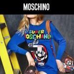 MOSCHINO-009 莫斯奇諾個性童趣超級瑪麗單肩斜挎包