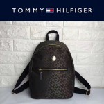 TOMMY HlLFlGER-001-2 輕便小巧女士織布材質中號雙肩包