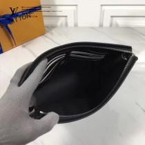 LV N64023 2017年美洲杯專屬設計經典格紋圖案中號手袋