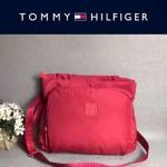 TOMMY HlLFlGER-009-2 時尚新款男女通用防水面料單肩斜挎包