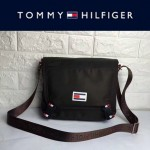 TOMMY HlLFlGER-0012-2 專櫃最新款男士防水面料單肩斜挎包