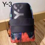 Y-3-001-2 春夏新品炫彩潛水布料配尼龍雙肩包