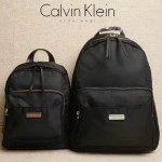 Calvin Klein-018 正品新款背包防水布料配pu和皮
