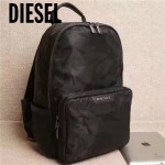 DIESEL-020 最新款黑色迷彩背包加密尼龍布料防水防潑輕便耐磨男女通用背包