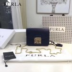 FURLA-022-5 百分百正品糖果小包女士單肩斜背包