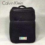 Calvin Klein-0045 時尚休閒防水針織網眼材質雙肩包書包
