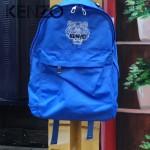 KENZO-024-2 刺繡虎頭背包超輕舒服實用男女款背包