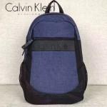 Calvin Klein-0048 時尚新款防水尼龍材質休閒雙肩包書包