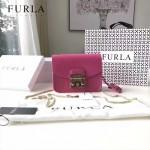 FURLA-022-6 百分百正品糖果小包女士單肩斜背包