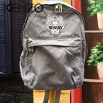 KENZO-024-3 刺繡虎頭背包超輕舒服實用男女款背包