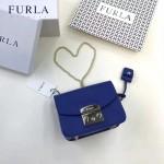 FURLA-022 百分百正品糖果小包女士單肩斜背包